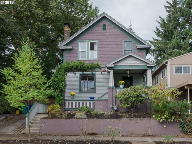 3449 SE 8TH Ave, Portland, OR 97202 (MLS #18243767) :: McKillion Real Estate Group