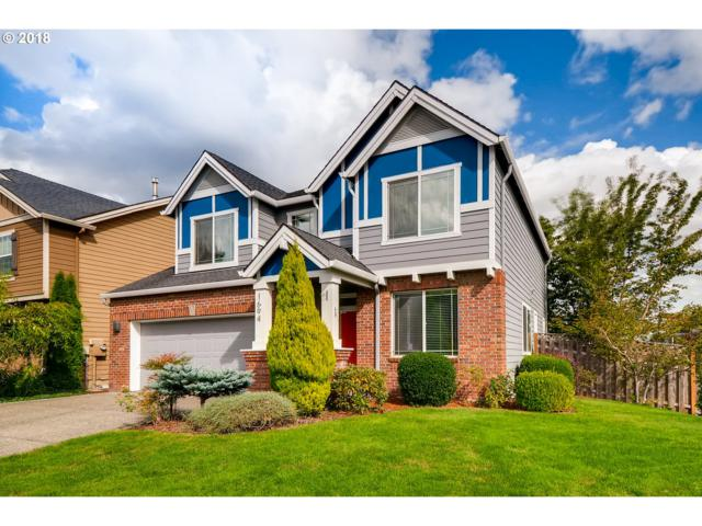 1694 SW Miranda Pl, Troutdale, OR 97060 (MLS #18244528) :: Hatch Homes Group
