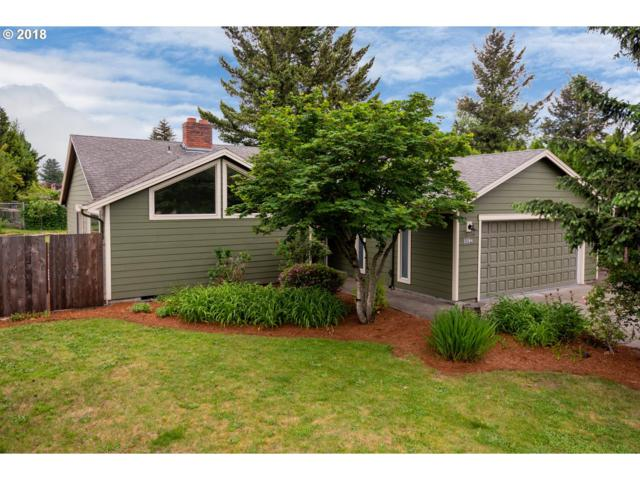 1104 SW 24TH St, Troutdale, OR 97060 (MLS #18244584) :: Team Zebrowski