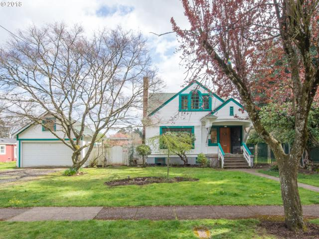 750 NE 87TH Ave, Portland, OR 97220 (MLS #18244828) :: Song Real Estate