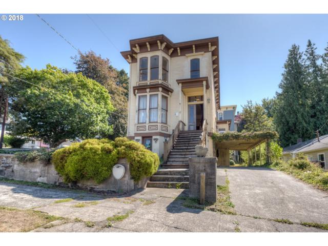 1393 Franklin Ave, Astoria, OR 97103 (MLS #18244841) :: Realty Edge