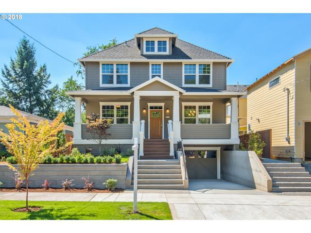 5011 SE 38TH St, Portland, OR 97202 (MLS #18245663) :: McKillion Real Estate Group
