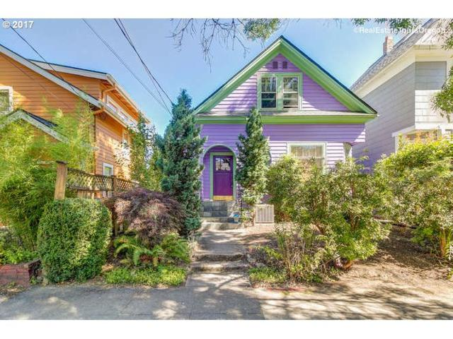 3521 SE Main St, Portland, OR 97214 (MLS #18245667) :: Next Home Realty Connection