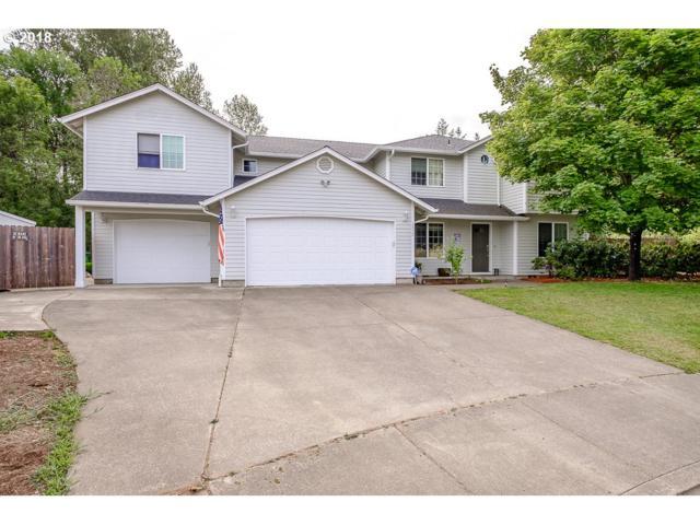 2890 Fir Ct, Sweet Home, OR 97386 (MLS #18246148) :: Beltran Properties at Keller Williams Portland Premiere
