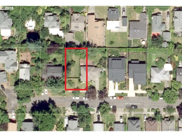 311 SW Vermont St, Portland, OR 97219 (MLS #18246279) :: Hatch Homes Group