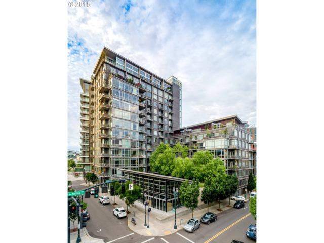1255 NW 9TH Ave #601, Portland, OR 97209 (MLS #18246426) :: Next Home Realty Connection