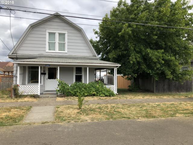 215 SW Harrison St, Sheridan, OR 97378 (MLS #18247309) :: Hatch Homes Group