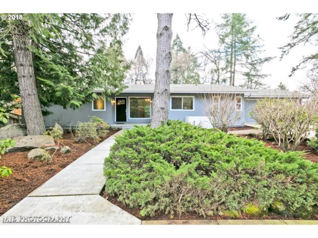 10615 SW 64TH Dr, Portland, OR 97219 (MLS #18247916) :: Hatch Homes Group