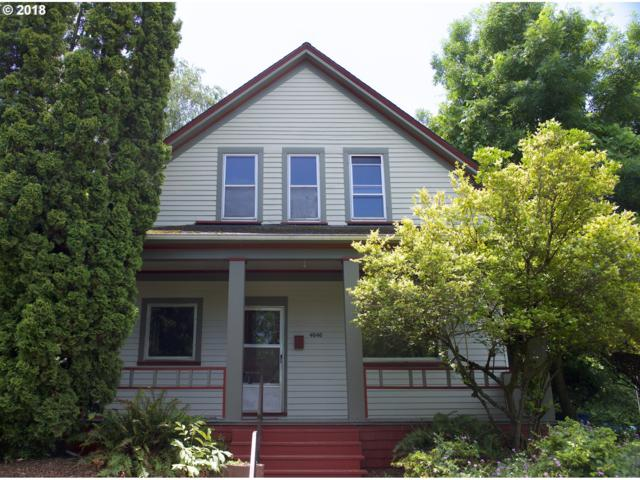 4646 SE Taylor St, Portland, OR 97215 (MLS #18248166) :: Next Home Realty Connection