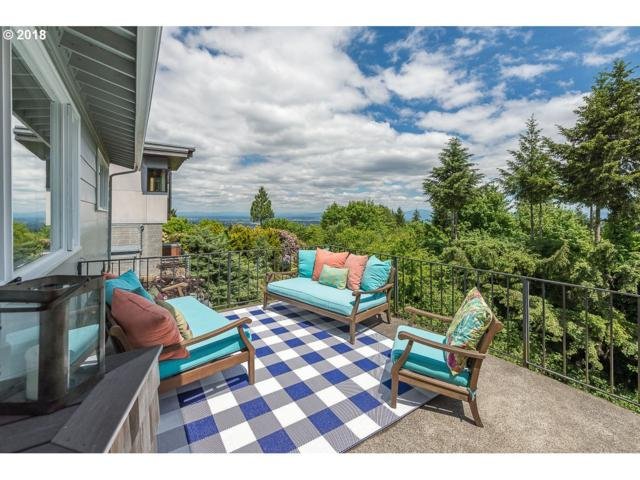 4430 SW Council Crest Dr, Portland, OR 97239 (MLS #18248780) :: Portland Lifestyle Team