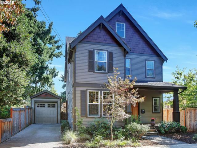 6134 NE Vera St, Portland, OR 97213 (MLS #18249032) :: Hatch Homes Group