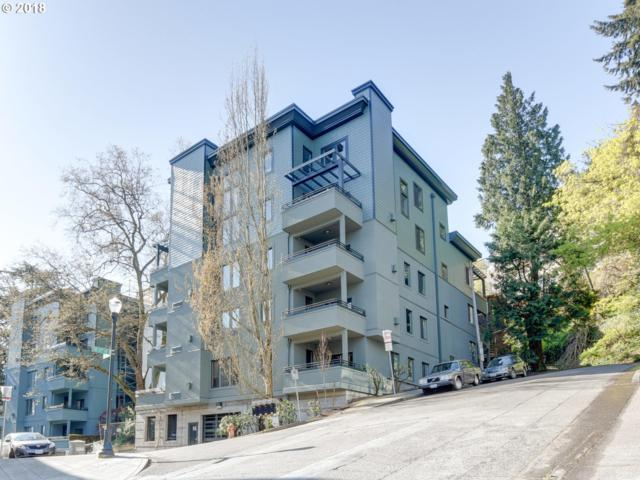 2024 SW Howards Way #403, Portland, OR 97201 (MLS #18249408) :: McKillion Real Estate Group