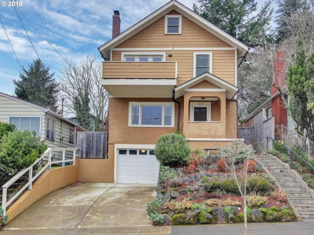 5113 SE Taylor St, Portland, OR 97215 (MLS #18249726) :: Next Home Realty Connection