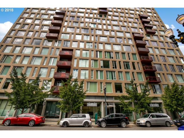 937 NW Glisan St #934, Portland, OR 97209 (MLS #18250346) :: Cano Real Estate