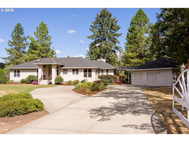 88385 Oak Knoll Rd, Veneta, OR 97487 (MLS #18250840) :: R&R Properties of Eugene LLC