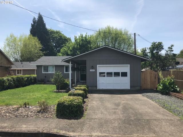 539 Scott Ave, Creswell, OR 97426 (MLS #18251190) :: R&R Properties of Eugene LLC