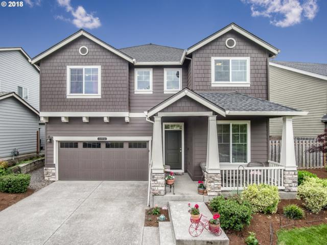 1004 Stonewall Ave, Forest Grove, OR 97116 (MLS #18251936) :: Team Zebrowski