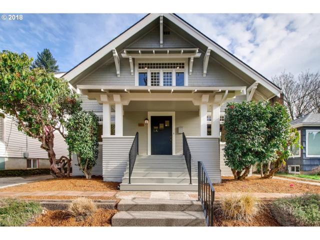 3824 SE 42nd Ave, Portland, OR 97206 (MLS #18252004) :: Next Home Realty Connection