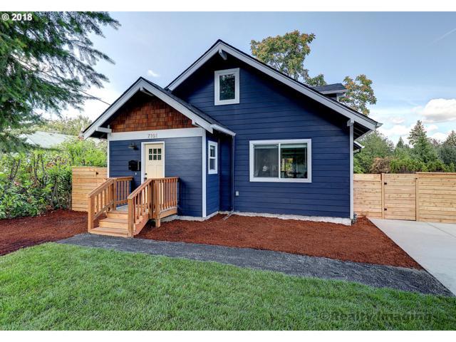 7101 NE Prescott St, Portland, OR 97218 (MLS #18252144) :: McKillion Real Estate Group