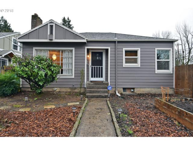 5432 N Fessenden St, Portland, OR 97203 (MLS #18252234) :: Next Home Realty Connection