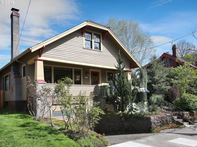 1736 SE 45TH Ave, Portland, OR 97215 (MLS #18252411) :: Hatch Homes Group