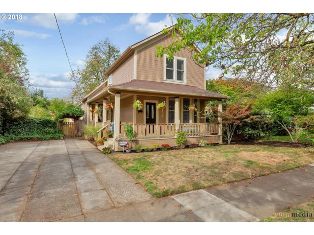 8519 N Woolsey Ave, Portland, OR 97203 (MLS #18252562) :: McKillion Real Estate Group
