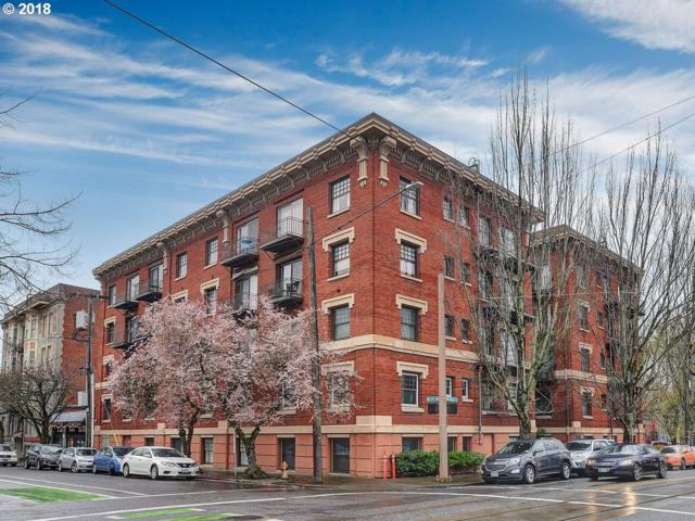 1829 NW Lovejoy St #108, Portland, OR 97209 (MLS #18253110) :: Song Real Estate