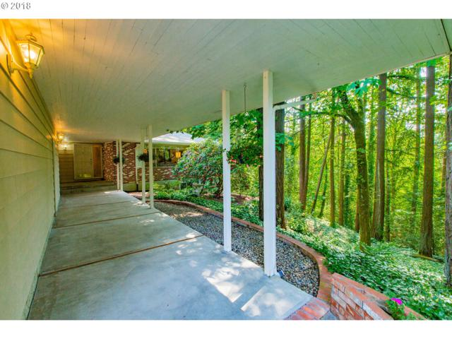 2720 SW Garden View Ave, Portland, OR 97225 (MLS #18253393) :: Portland Lifestyle Team