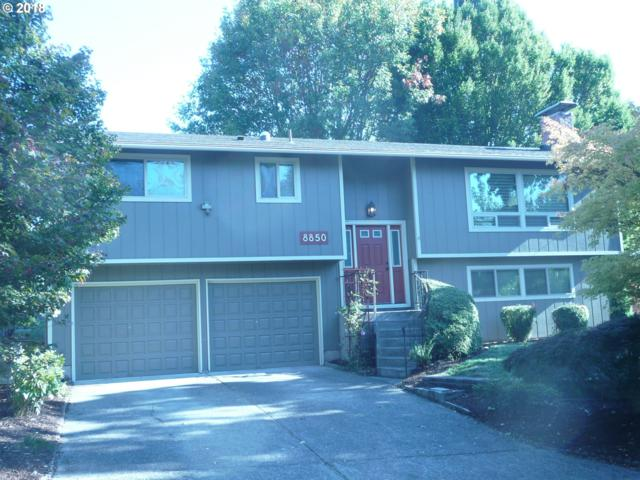 8850 SE Spencer Dr, Happy Valley, OR 97086 (MLS #18253986) :: Realty Edge