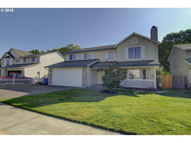 7105 NE 165TH Ave, Vancouver, WA 98682 (MLS #18254211) :: R&R Properties of Eugene LLC