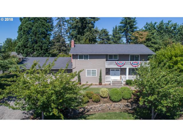 6407 NW Dogwood Dr, Vancouver, WA 98663 (MLS #18254587) :: The Dale Chumbley Group