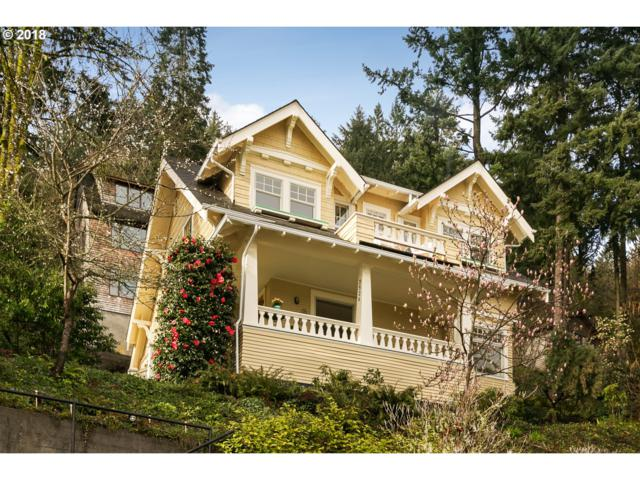 3524 NW Thurman St, Portland, OR 97210 (MLS #18254983) :: Keller Williams Realty Umpqua Valley