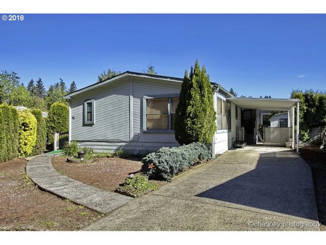 16000 SE Powell Blvd #20, Portland, OR 97236 (MLS #18255323) :: Portland Lifestyle Team