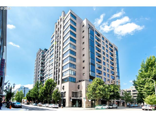 333 NW 9TH Ave #616, Portland, OR 97209 (MLS #18256133) :: Portland Lifestyle Team