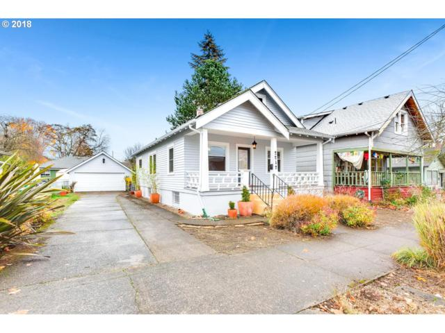 2242 SE 44TH Ave, Portland, OR 97215 (MLS #18256231) :: Townsend Jarvis Group Real Estate