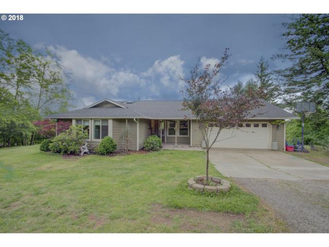 5807 NE Lessard Rd, Camas, WA 98607 (MLS #18256362) :: The Dale Chumbley Group