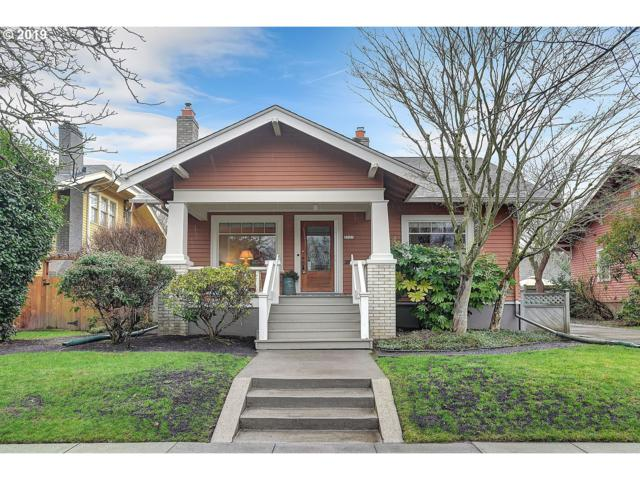 3715 NE 17TH Ave, Portland, OR 97212 (MLS #18256478) :: Next Home Realty Connection