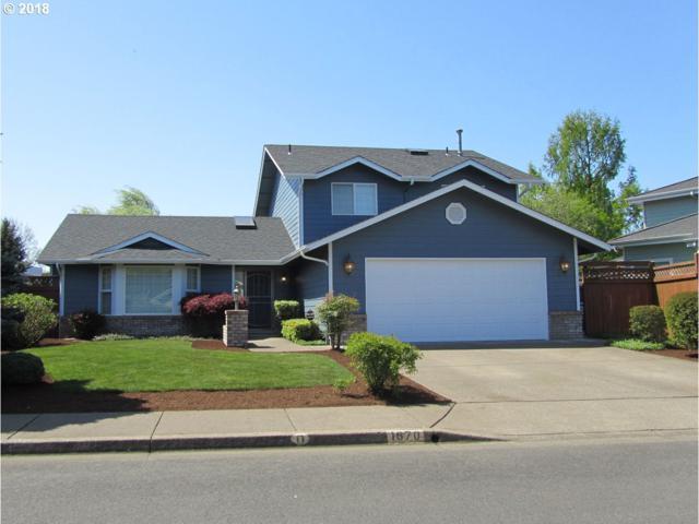 1670 Ridgley Blvd, Eugene, OR 97401 (MLS #18256485) :: Team Zebrowski