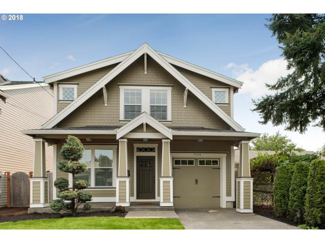 7114 N Omaha Ave, Portland, OR 97217 (MLS #18256625) :: R&R Properties of Eugene LLC