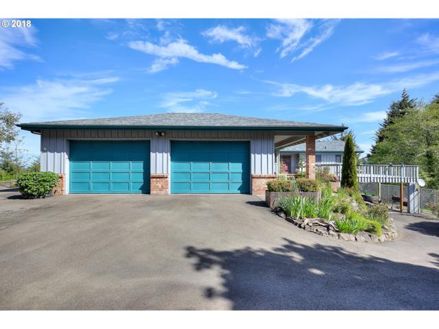 664 SE 35th St, South Beach, OR 97366 (MLS #18257558) :: Team Zebrowski