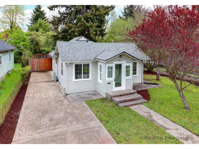 6518 SE 48TH Ave, Portland, OR 97206 (MLS #18258184) :: Hatch Homes Group