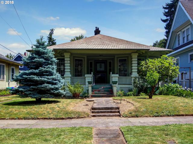 1304 SE 32ND Ave, Portland, OR 97214 (MLS #18259269) :: Portland Lifestyle Team