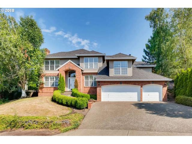 1316 NW Frazier Ct, Portland, OR 97229 (MLS #18260330) :: Hatch Homes Group