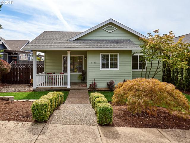 1112 Hillsdale Dr, Newberg, OR 97132 (MLS #18260745) :: Stellar Realty Northwest