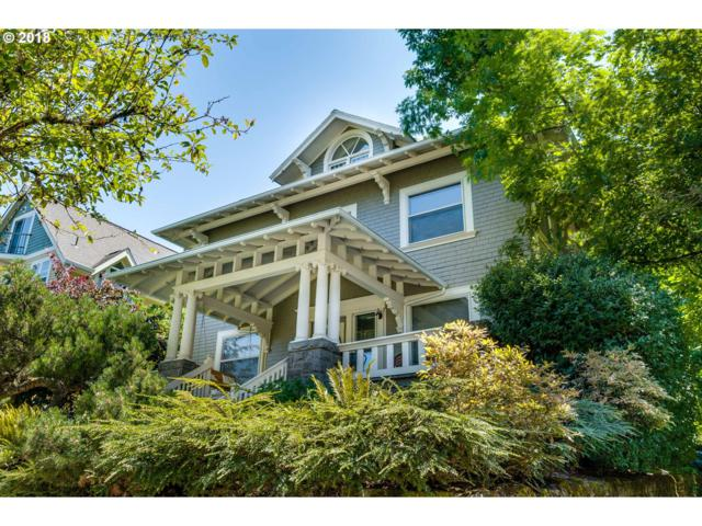 2386 NW Glisan St #10, Portland, OR 97210 (MLS #18260975) :: Team Zebrowski