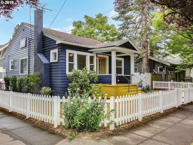 4026 SE Lincoln St, Portland, OR 97214 (MLS #18262270) :: Hatch Homes Group