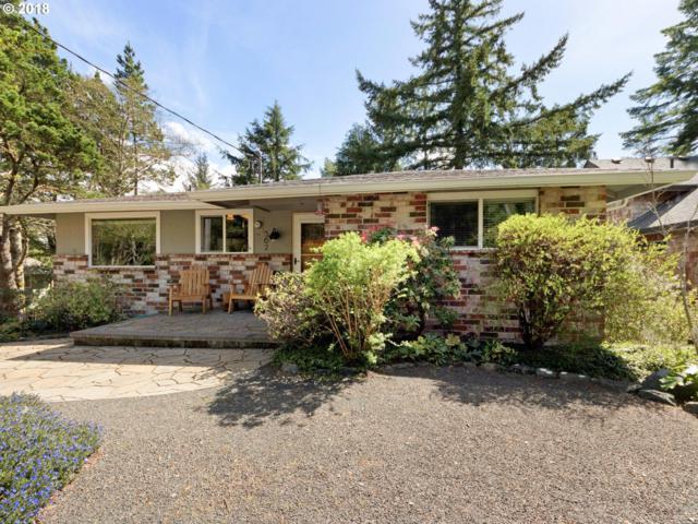 562 North Ave, Manzanita, OR 97130 (MLS #18262362) :: R&R Properties of Eugene LLC