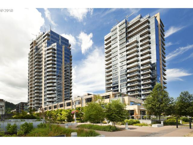 836 SW Curry St #604, Portland, OR 97239 (MLS #18262559) :: The Liu Group
