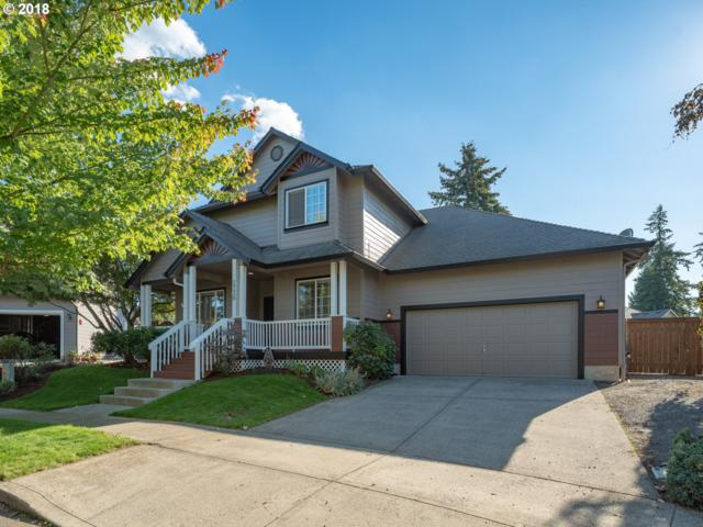 1216 NE Cedar Ridge Loop, Vancouver, WA 98664 (MLS #18262766) :: Stellar Realty Northwest