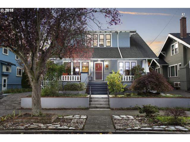 2845 NE 55TH Ave, Portland, OR 97213 (MLS #18262786) :: Hatch Homes Group